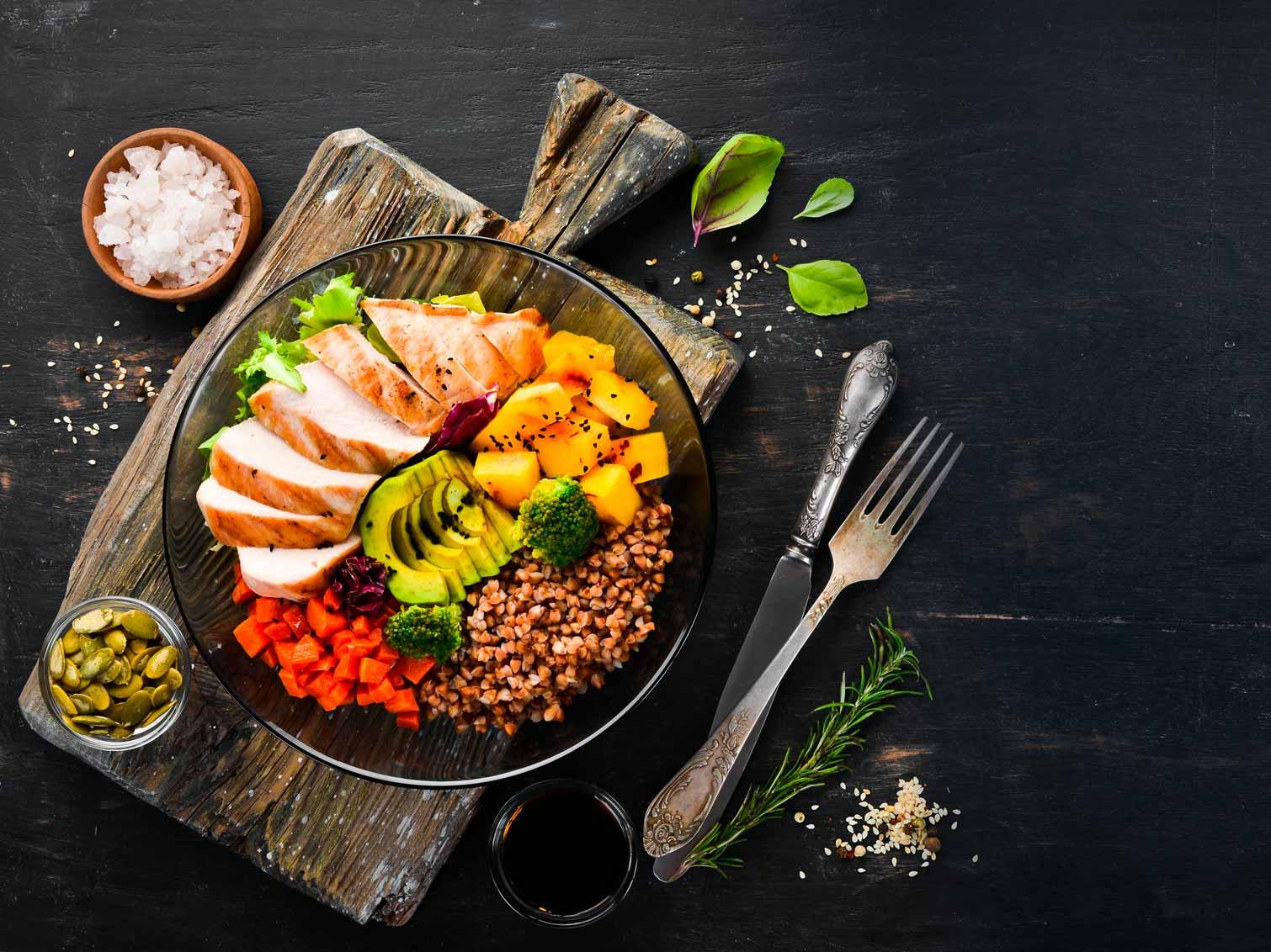 mâncăruri sănătoase delicioase pentru pierderea în greutate)